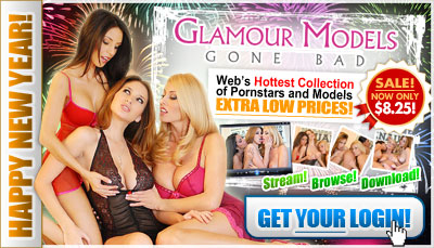 Allyssa Hall at Glamour Models Gone Bad